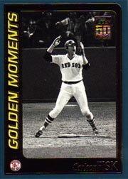 2001 Topps Baseball Card #791 Carlton Fisk Mint (2001 Cards Baseball Topps)