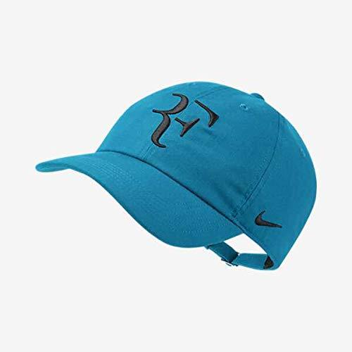 NIKE RF Roger Federer Aerobill H86 Cap (Neo Turquoise/Black)