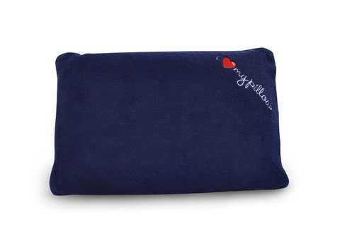 I Love My Pillow- The Travel Pillow - Memory Foam for sale  Delivered anywhere in USA