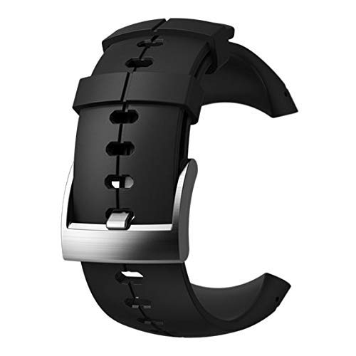 Pulseira, Suunto Spartan Ultra Black, Acessórios para Smartwatch, Preto, Tamanho Único