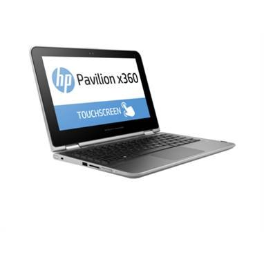 "HP Pavilion 2-in-1 m1-u001dx 11 - 11.6"" Touch - Intel Pentium N3710 - 4GB - 500GB - silver"