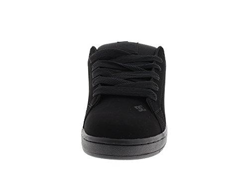 DC Men's Court Graffik Se Low-Top Sneakers Gris - Black Destroy Wash best prices cheap price very cheap cheap online outlet order sale for nice bbSmS3ZQN8