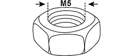 DIN 603 M10 x 100 mm ISO 8677 CONNEX Schlossschrauben Verzinkt Zn 15 St/ück Flachrundschrauben mit Vierkantansatz mit Muttern