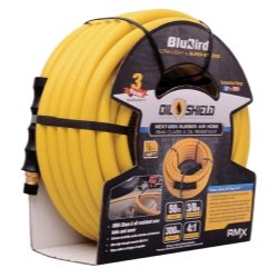 BluBird Oil Shield 3/8'''' x 50' Air Hose, Yellow Tools Equipment Hand Tools