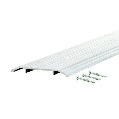 Commercial 5'' Wide Fluted Top Aluminum Door Threshold - #99058 by Custom Door Thresholds (Image #5)