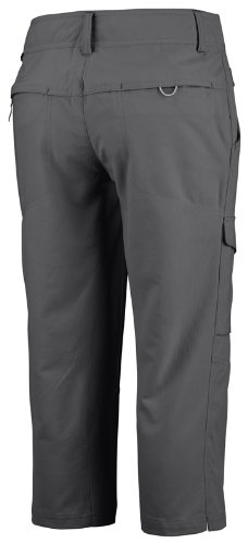 Columbia - Pantalones para mujer Gris (Grill)