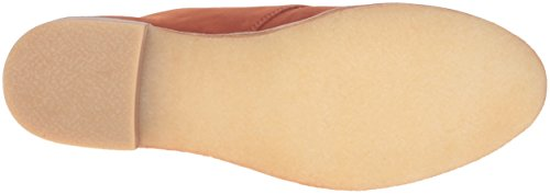 Clarks Womens Fenia Carnaby Boot Ruggine Vintage Scamosciato