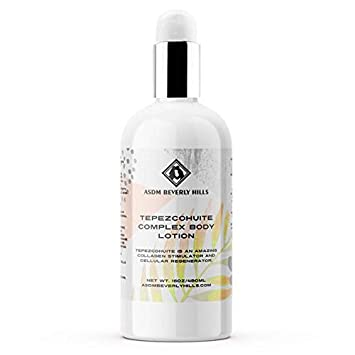ASDM Beverly Hills Tepezcohuite Body Lotion 16oz Natural Skin Scar, Burn,  Abrasion and Eczema