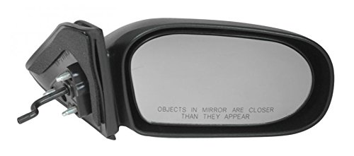 Manual Remote Side View Door Mirror Right Passenger Side for 95-99 Toyota Tercel