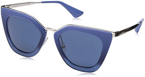 Prada Women's 0PR 53SS Blue ()