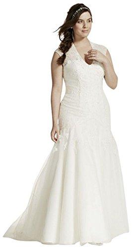 Melissa-Sweet-Trumpet-Lace-Plus-Size-Wedding-Dress-Style-MS251005W