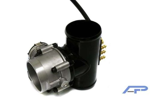 Body 997 - Agency Power Plenum and Throttle Body Porsche 997 Turbo 07-09