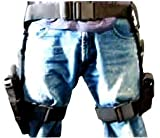 3 pc Drop Leg Gun Holster W/ 3 Magazine Pouches Pistol Pouch Tactical/Airsoft
