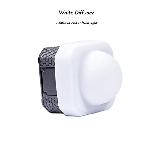 Lume Cube AIR - LED Light for Photo, Video, and Content Creation - Portable, Durable, Waterproof (Two Pack) by LUME CUBE (Image #4)