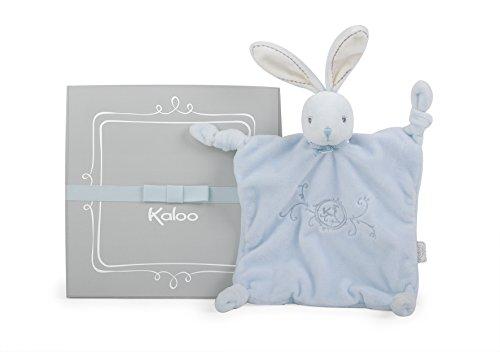 Kaloo Perle Blue Rabbit Doudou (Soft Doudou Toy)