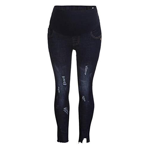 Gold Coast Market Clothes for Pregnant Women Trousers Nursing Prop Belly Leggings (Coast Trousers)