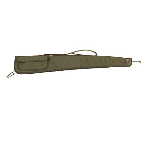 Bob Allen BA2100 Canvas Shotgun Case, Green, 48