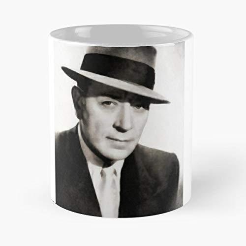 George Raft Holly - Best Gift Ceramic Coffee Mugs