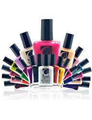 Cosmetic Art 30-Piece Nail Polish Color Lacquer Set (Nail Polish Art Set)