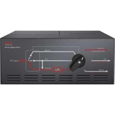 APC SBP20KP Bervice Bypass Panel 200/208/ 230/240V 125A Hardware IO