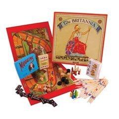 Britannia Games - THE BRITANNIA COMPENDIUM OF GAMES (IN ENGLISCHER SPRACHE) by ECOTRONIC LTD