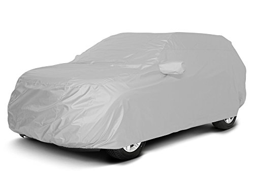 (CarsCover Custom Fit 2010-2019 Subaru Outback SUV Car Cover Heavy Duty All Weatherproof Ultrashield Wagon Covers )