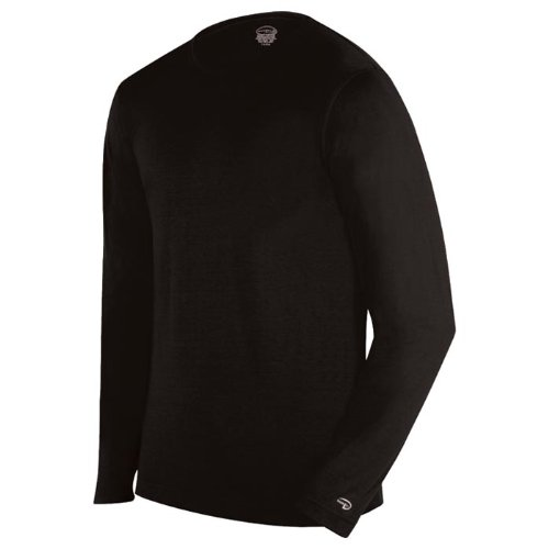 Varitherm Men's Long Sleeve Crew (Jersey Duofold Cotton)