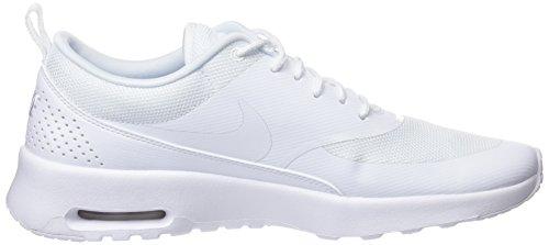 Air Blanc para Platine Wmns Mujer 110 Pur Blanco Thea Zapatillas MAX Blanc Nike f5ABwqw