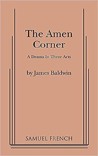 the amen corner a drama in three acts