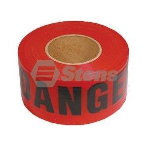 Boston Industrial Barricade Danger Tape