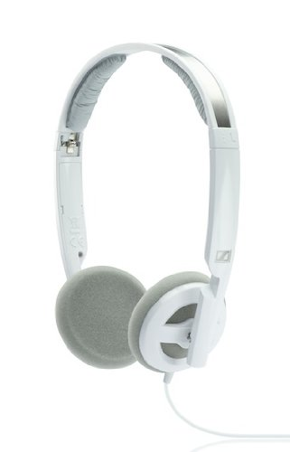 Sennheiser PX 100-II Foldable Open Mini Headphone – White (Discontinued by Manufacturer)