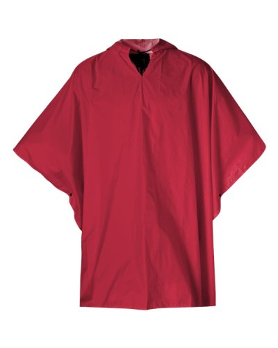 Stormtech - Packable Rain Poncho, Red