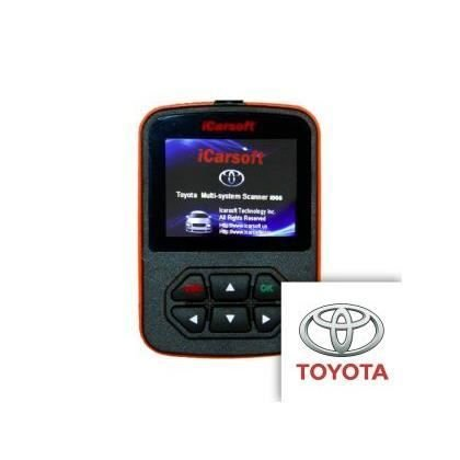 iCarsoft i905 Toyota/Lexus/Scion/Isuzu Multi-system Scanner