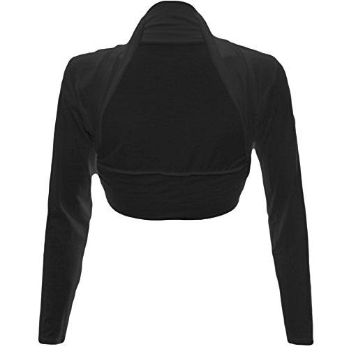 Fashion Wardrobe Womens Boleros Cardigan