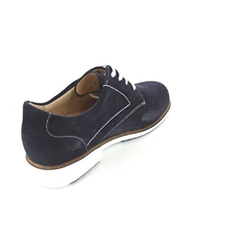 FinnComfort ELMHURST 2233427050 Womens Lace-Up Shoe Blue qlpUSrmD
