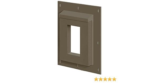 Tan Builders Edge 130110001069 Mounting Block