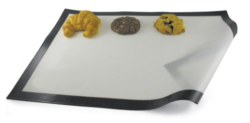 (World Cuisine Non Stick 13 3/4 Inch by 13 Inch Silicone Baking Mat)