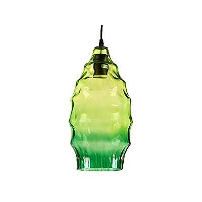 Suspension - Lampe de plafond vert