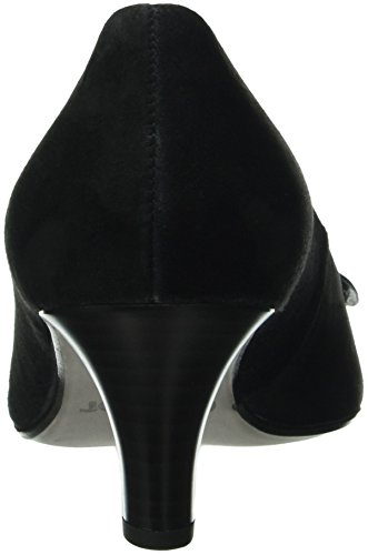 Nero Con schwarz Tacco Scarpe Fashion Donna 10 Gabor RnXFE