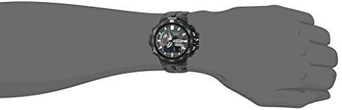 Casio Men's Pro Trek Quartz Watch with Resin Strap, Black, 16 (Model: PRW6000Y-1ACR)