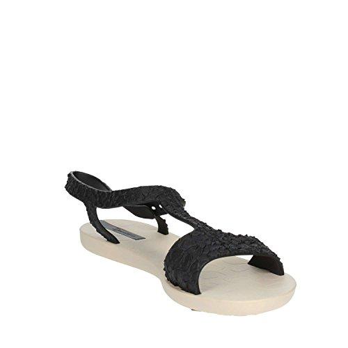 Noir Femme Ipanema Sandale 20837 82033 wCCItq1