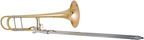 Brass Bell F-series Bell (Antoine Courtois Paris AC280BO Performance Series F-Attachment Trombone AC280BO Lacquer Yellow Brass Bell)