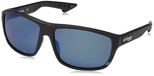 Sunglasses Columbia C 511 SP STEALTH LITE 002 MATTE BLACK-GREEN