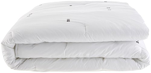 Calvin Klein Home Clone Comforter, King, White