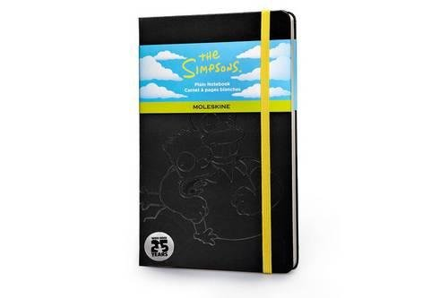 Moleskine The Simpsons Limited Edition Notebook, Large,...