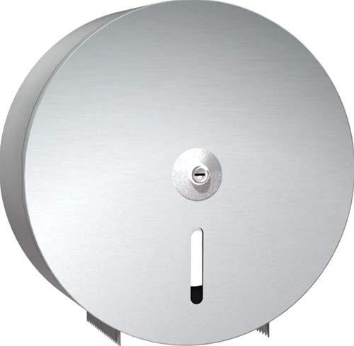 ASI 0042 Single Surface Mounted Jumbo Roll Toilet Tissue Dispenser