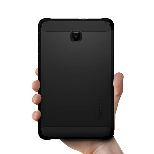 Spigen Tough Armor Designed for Samsung Galaxy Tab A 8.0 Case (2018) SM-T387 Verizon/Sprint/T-Mobile. Not Compatible with Galaxy Tab A 8.0 (2017) - Black