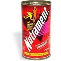 Nutrament Strawberry Complete Nutritional Drink 12 oz (Pack of 12)