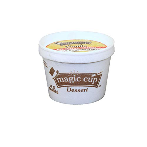 Magic Cup No Sugar Added Vanilla 4 oz-Pack of 48 by Hormel Healthlabs (Image #3)