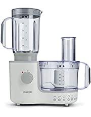 Kenwood FP190 Food Processor 600 watt , White, Plastic